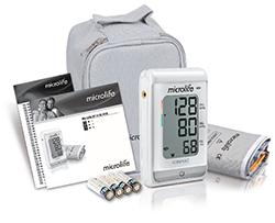 digitalni tlakomjer za nadlakticu sa detekcijom atrijske fibrilacije (AFIB) i hipertenzije