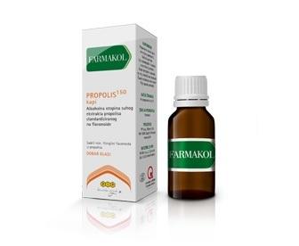 Propolis jača otpornost organizma, naročito u slučajevima prehlada i raznih infekcija