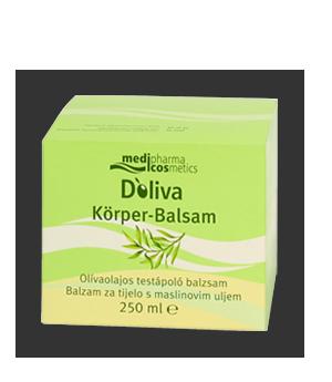 balzam za tijelo s ekstra djevičanskim maslinovim uljem